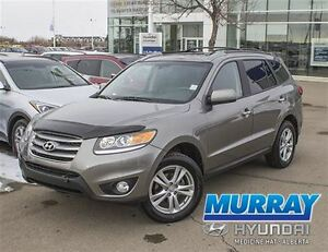 2012 Hyundai Santa Fe Limited | Bluetooth | Remote Start | Heate