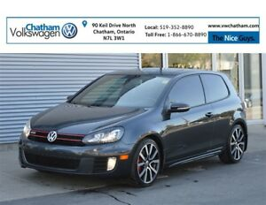 2013 Volkswagen GTI Heated Seats Paddle Shifters