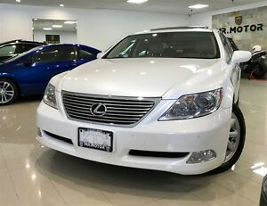 2008 Lexus LS 460 NAVI|CAMERA|ROOF|1 YR WARRANTY|CERTIFIED