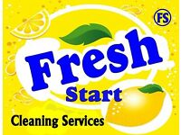 Fresh Start Cleaning Services - Specialists in Domestic, Commercial and Carpet Cleaning