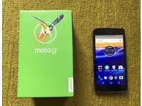 Motorola Moto g5 16gb - Factory unlocked