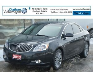 2013 Buick Verano Premium Navigation Backup Camera Heated Leathe