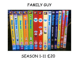 dvds boxsets blurays