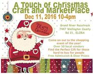 Elora Christmas marketplace vendor applications being accepted !