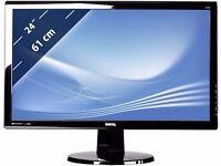 Benq GL2450 24inch LED Monitor Senseye® Human Vision Technology