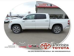 2015 Toyota Tundra Platinum 5.7L V8 Lease Return, One Owner,...