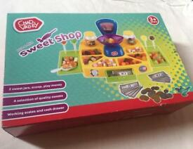 New kids sweet shop setup boxed sealed toys role play