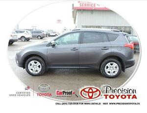 2014 Toyota RAV4 LE Local One Owner,  Backup Camera, Bluetoot...
