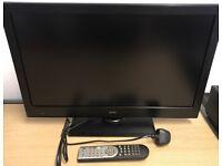 BUSH LED24970DVDFHD 24IN FULL HD 1080P LED TV/DVD