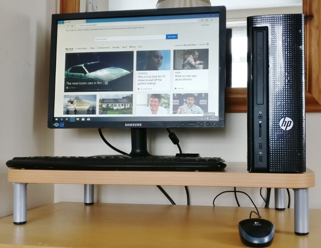 HP Quad Core PC, As New - SSD - Windows 10  | in Bramley, West Yorkshire |  Gumtree