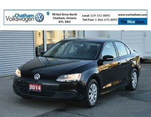 2014 Volkswagen Jetta Heated Seats AC