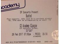 Busted tickets x 2