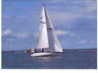 30' Nicholson 303 Sailing Yacht