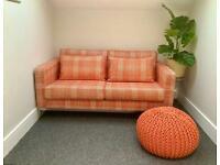 Colourful contemporary sofa for sale