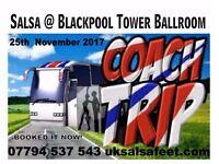 Blackpool Salsa Road Trip