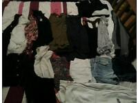Job lot womens clothes