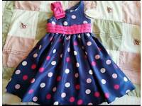Girls party dresses 3yrs