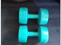 Dumbbells - 2 x 5kg