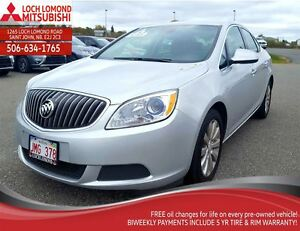 2014 Buick Verano only $128 b/w!