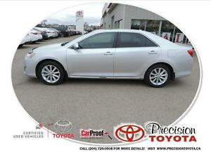 2012 Toyota Camry XLE Local One Owner, New Tires,  Leather, N...