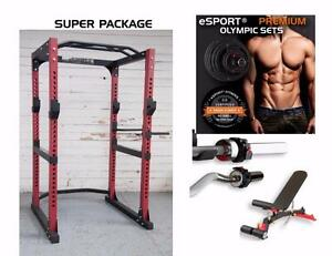 2017 NEW eSPORT SET SUPER CAGE IRON BULL – 150 (NOT AVALIBEL IN RETAIL STORES)