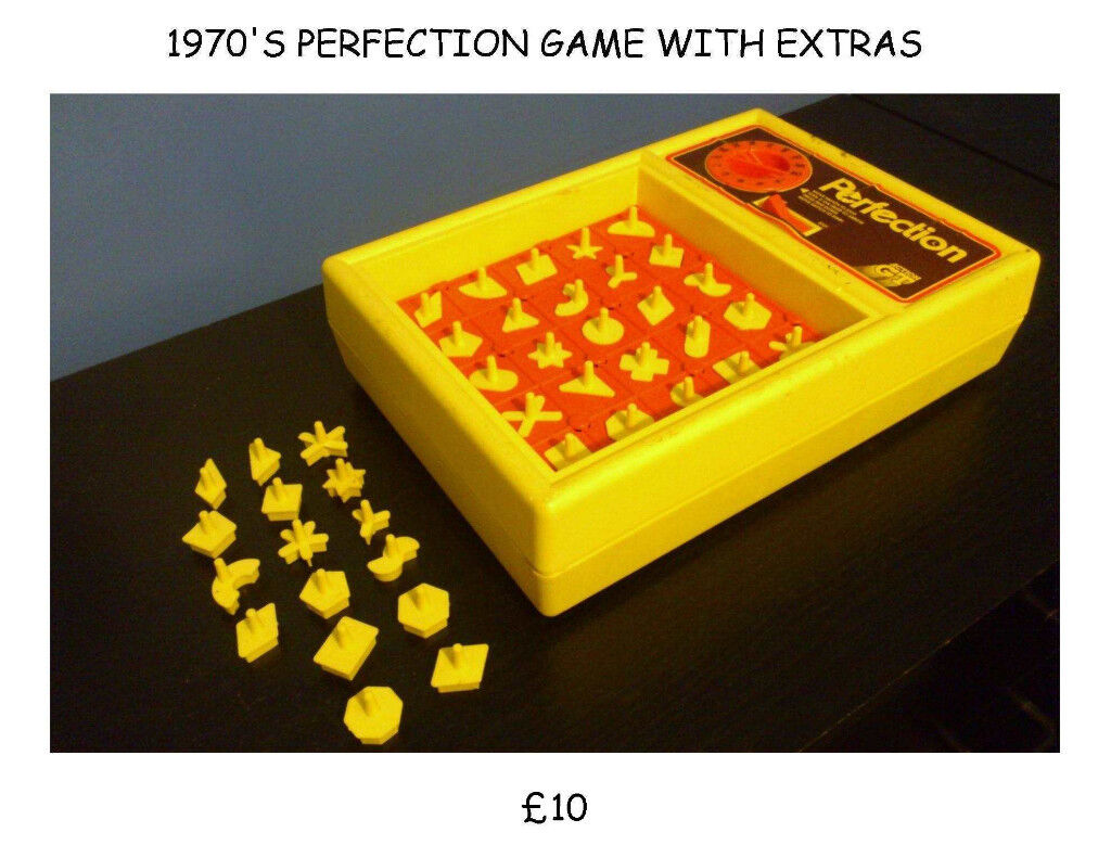 70'S PERFECTION GAME