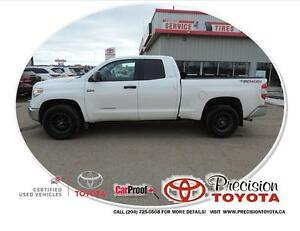 2016 Toyota Tundra SR5 5.7L V8 TRD, One Owner, Accident Free,...