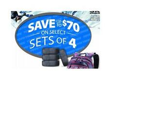 SAVE BIG ON TOYO WINTER TIRES.  OVER 5,000 TIRES IN STOCK!