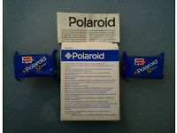 POLAROID INSTANT FILM - Vintage 600 & Other - Brand New - Expired