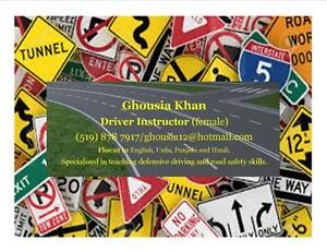 Driving Instructor London Ontario image 1