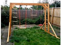 For Sale Wooden Monkey Bars ,Excellent Gift For Your Kids,FREE Delivery