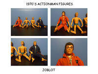 1980'S RARE RETRO COLLECTABLES - ACTIONMAN - HE-MAN - TOYS AND GAMES