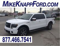 2014 Ford F-150 FX4 5.0L *One Owner *Leather *Navigation