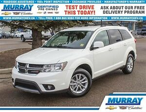 2013 Dodge Journey SXT/Crew *Heathed Seats *DVD *Satellite Radio