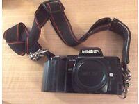 Minolta 7000AF Camera, lenses and accessories