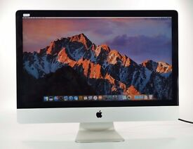 "APPLE IMAC 27"" LATE 2009 - INTEL CORE i5 2.66GHZ - 4GB RAM - 2TB - RADEON 512MB"