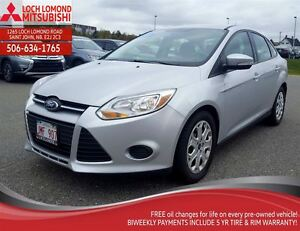 2013 Ford Focus SE - only $117/bw!