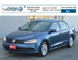 2017 Volkswagen Jetta Wolfsburg Heated Seats Push Button Start