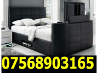 NEW AMAZING OFFER TV BED WITH STORAGE AVAILABLE 03