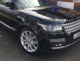 Brand new Range Rover Vouge 22 inch alloys no tyres
