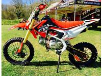 Brand new cw bikes pro140s/minibike/pitbike/stomp/Welsh pitbikes/thumpstar/lucky mx/demon x/pit bike