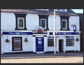EXPERIENCED CHEF REQUIRED FOR BUSY BISTRO IN AUCHTERARDER - FULL OR PART TIME - GOOD CONDITIONS