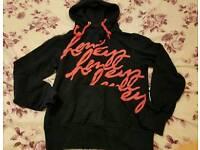 Henley navy sweatshirt size 10