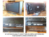 tv spares or repair