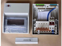 Wylex 5 way Consumer Unit New in box