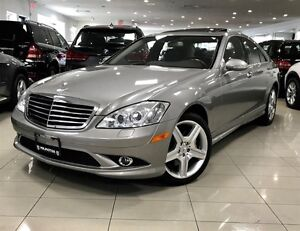 2009 Mercedes-Benz S-Class AMG|ACCIDENT FREE|NIGHTVISION|NAVI|CA