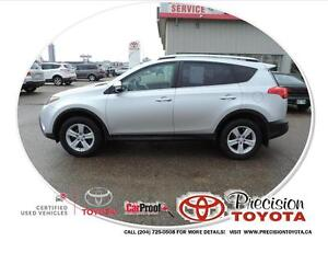 2013 Toyota RAV4 XLE Sunroof, Backup Camera, Heated Seats
