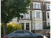 Single bedsit in Harvist Road, North West London