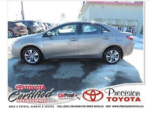 2015 Toyota Corolla LE ECO Technology Local One Owner, Accide...