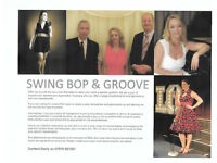 Swing Bop & Groove (SBG) - Live music to suit your requirements